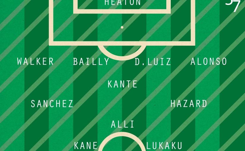 S57 Premier League Team of theSeason