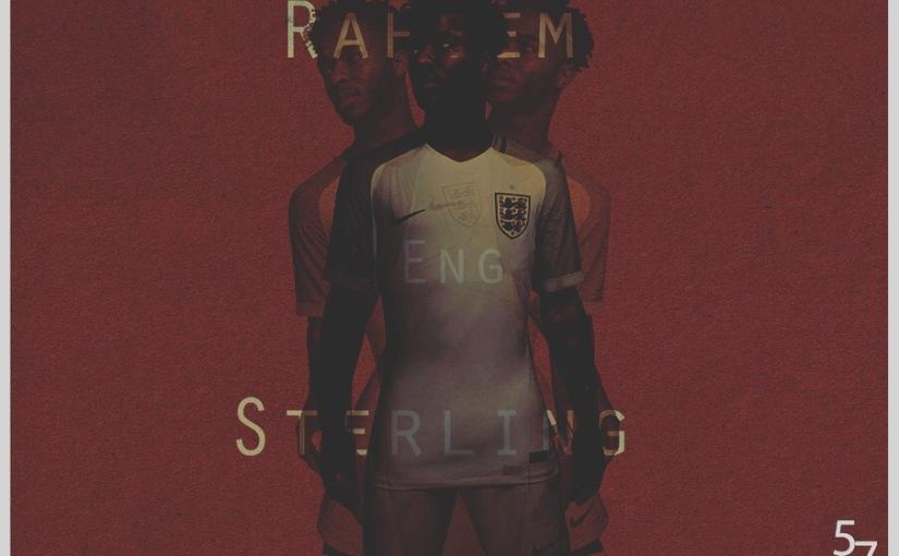Do England need Raheem Sterling tofire?