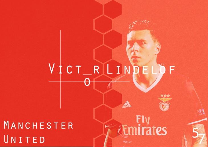 Lindelof MUFC