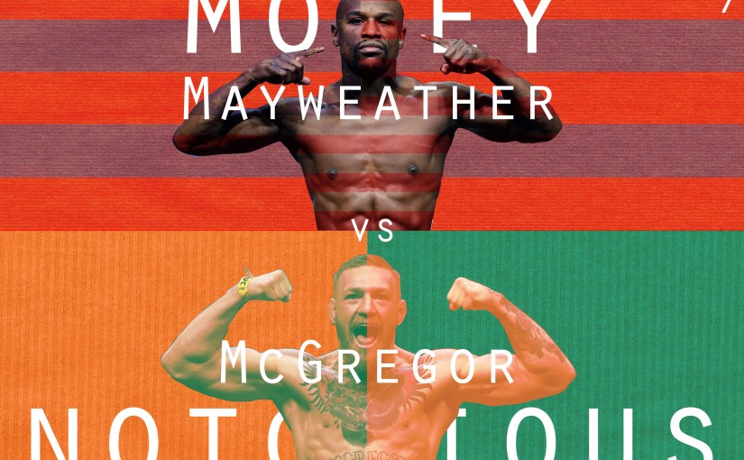 The start of a long road towards Mayweather vs McGregor