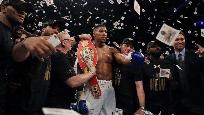 AnthonyJoshua