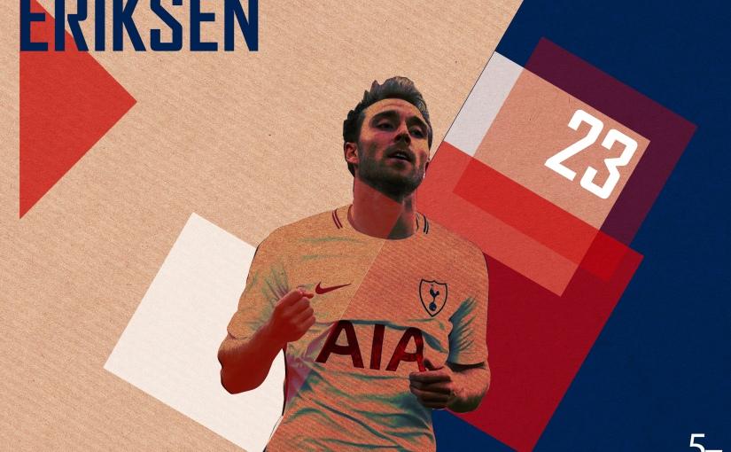 Players to watch 2017/18 – Eriksen spurredon