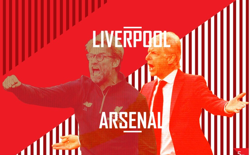 Liverpool rising, Arsenal gunned down