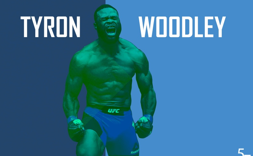The Tyron Woodley debate – great tactician or boring?