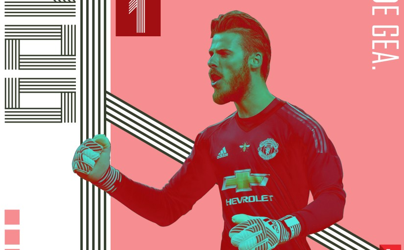 De Gea racks up 100 United clean sheets