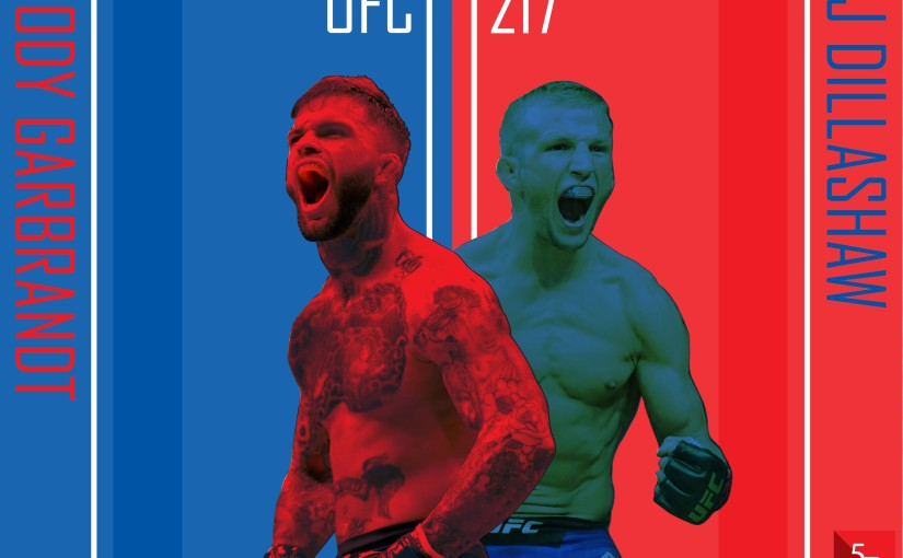 The most exciting UFC match up of 2017