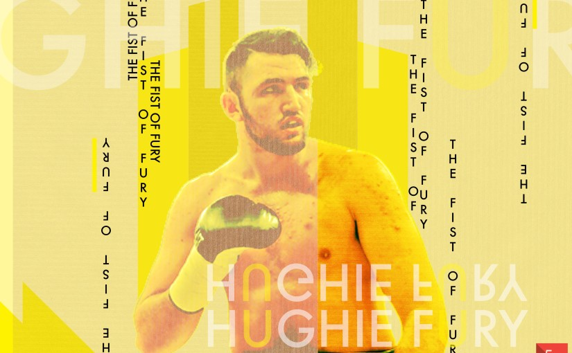 Hughie Fury stepping into the spotlight