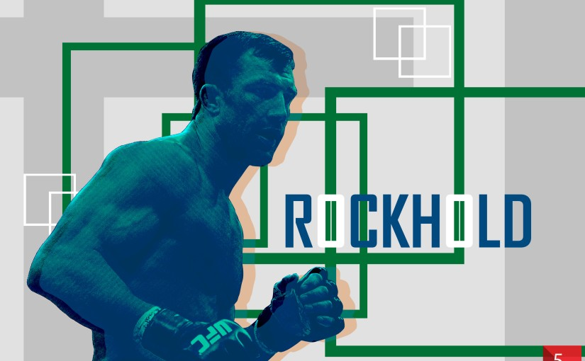 Luke Rockhold back to conquer the middleweights….. again!