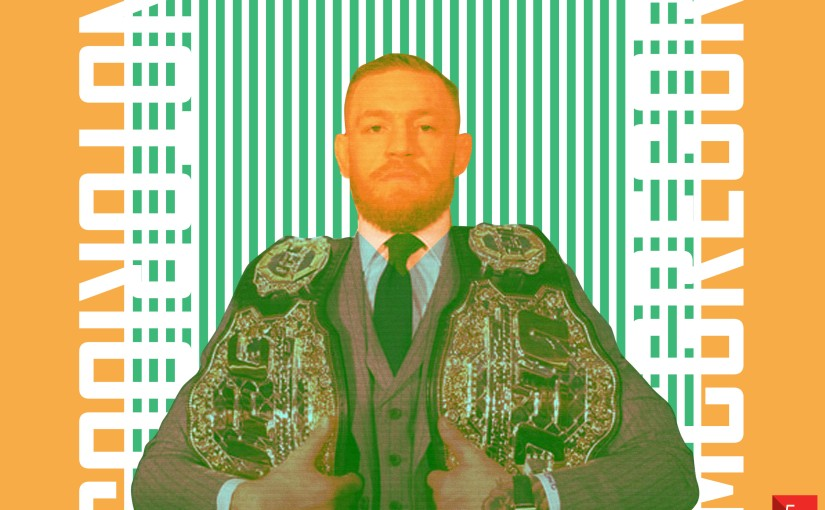 Conor McGregor and his wealth ofoptions
