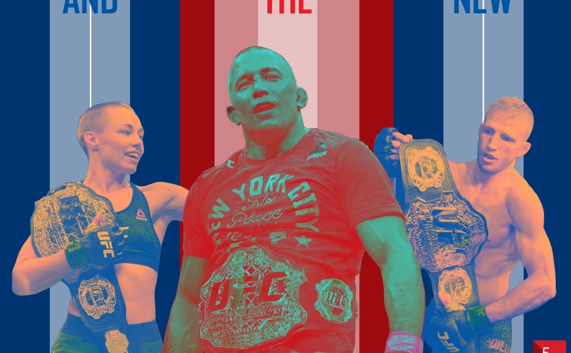 UFC 217 –  A night for theunderdogs