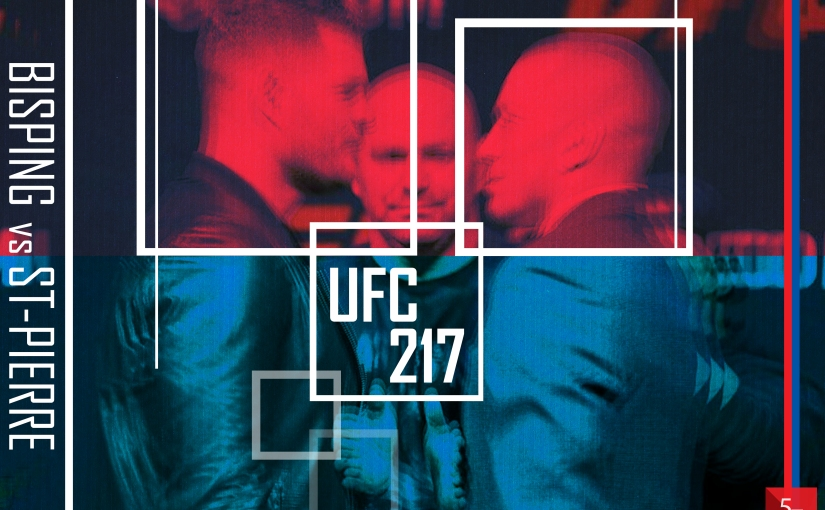 Bisping St-Pierre showdown in New York