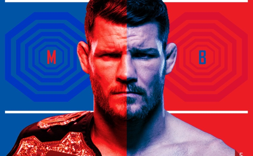 Michael Bisping should retire if he beats GSP