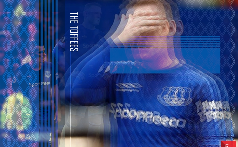 Everton facing serious problems